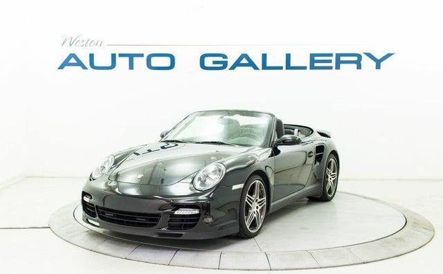 2009 Porsche 911 Turbo Cabriolet AWD