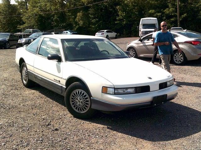 1988 Oldsmobile Cutlass Supreme International Coupe RWD