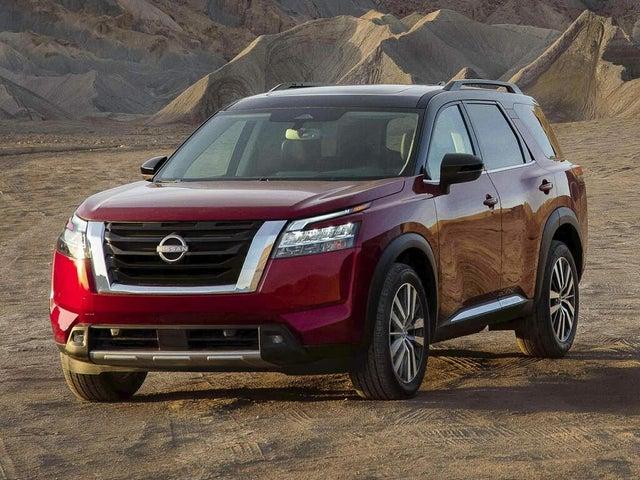 2022 Nissan Pathfinder S 4WD