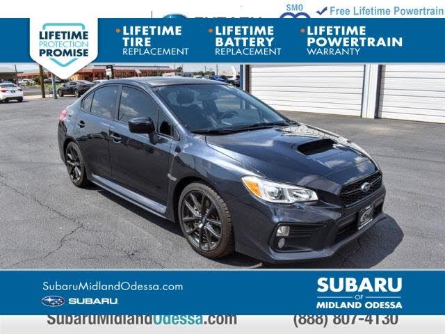 2019 Subaru WRX Premium AWD