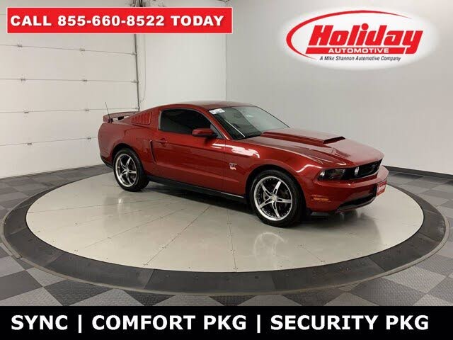 2010 Ford Mustang GT Premium Coupe RWD