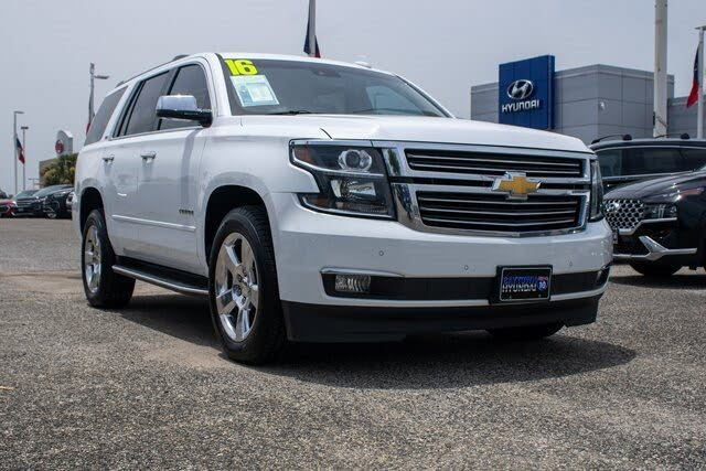 2016 Chevrolet Tahoe LTZ RWD