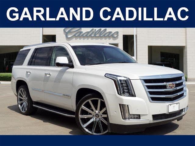 2017 Cadillac Escalade Luxury RWD