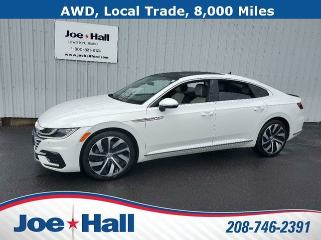 2019 Volkswagen Arteon 2.0T SEL Premium 4Motion AWD with R-Line