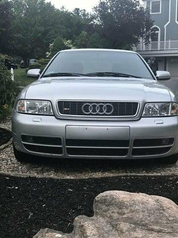 2001 Audi S4 quattro Sedan AWD