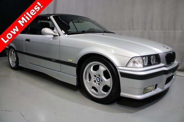 1998 BMW M3 Convertible RWD