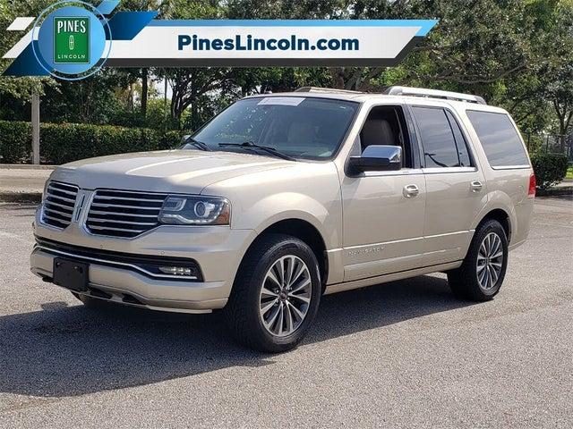 2017 Lincoln Navigator Select RWD