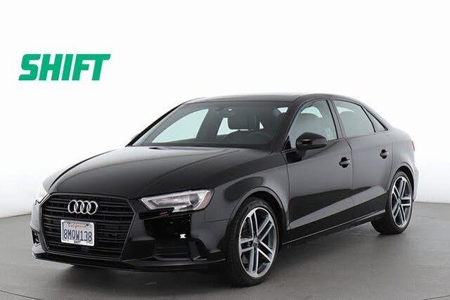 2019 Audi A3 2.0T Premium Sedan FWD