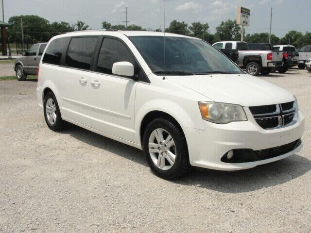 2011 Dodge Grand Caravan Crew FWD