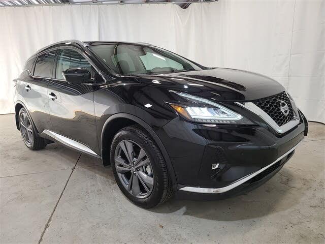 2020 Nissan Murano Platinum FWD