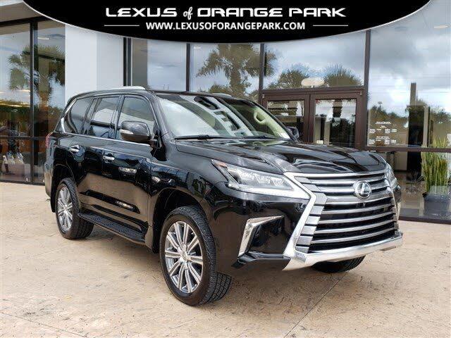 2017 Lexus LX 570 570 4WD