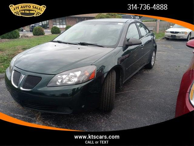 2006 Pontiac G6 Base V6