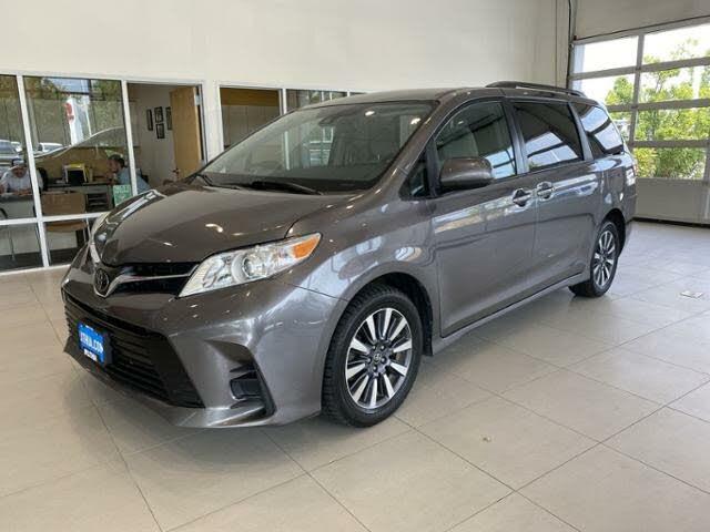 2018 Toyota Sienna LE 7-Passenger AWD