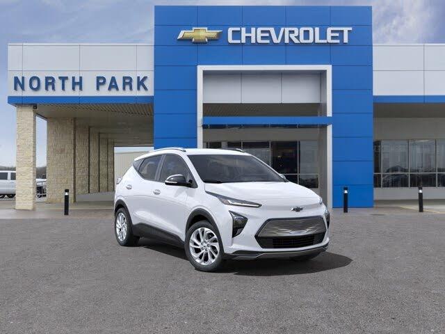 2022 Chevrolet Bolt EUV LT FWD