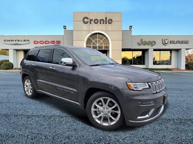 2019 Jeep Grand Cherokee Summit 4WD