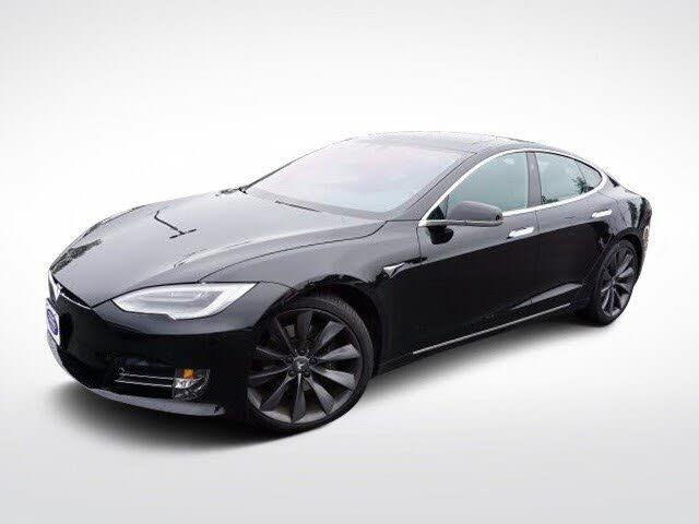 2018 Tesla Model S 100D AWD