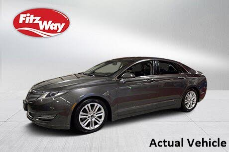 2016 Lincoln MKZ V6 FWD
