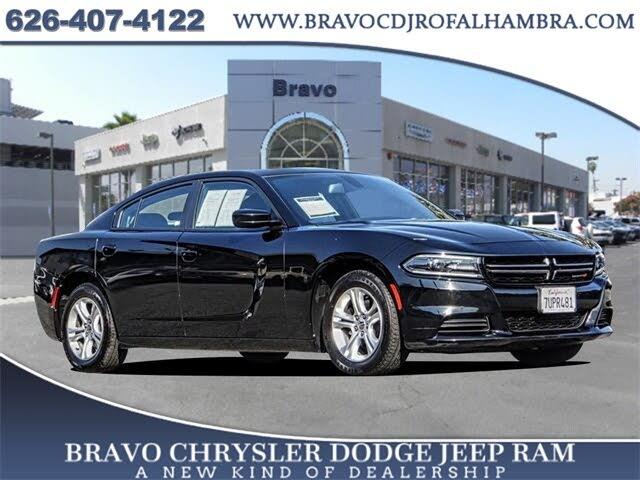 2016 Dodge Charger SE RWD