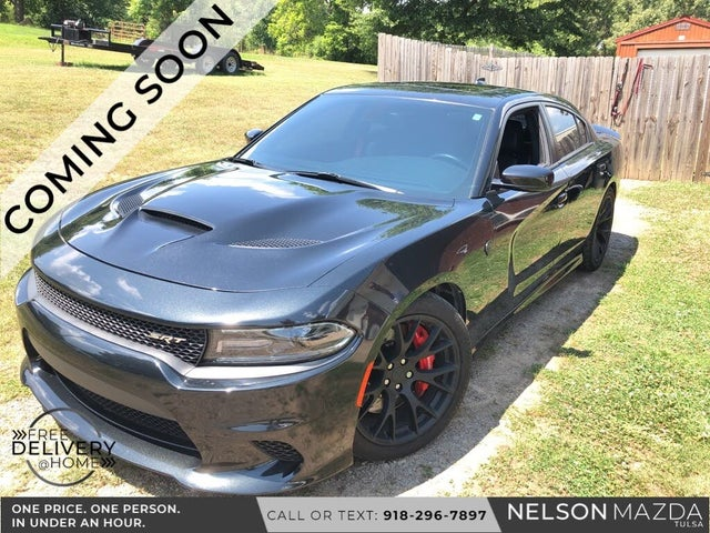 dodge hellcat for sale tulsa Dodge Charger SRT Hellcat RWD for Sale in Tulsa, OK - CarGurus