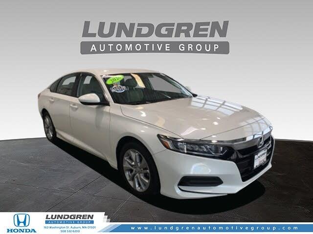 2020 Honda Accord 1.5T LX FWD