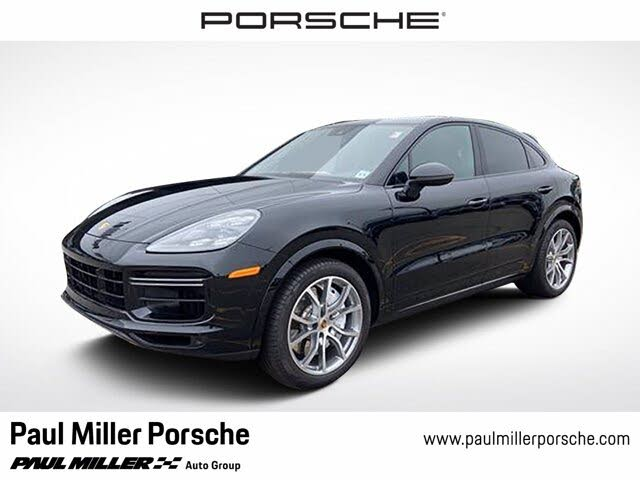 2020 Porsche Cayenne Turbo Coupe AWD