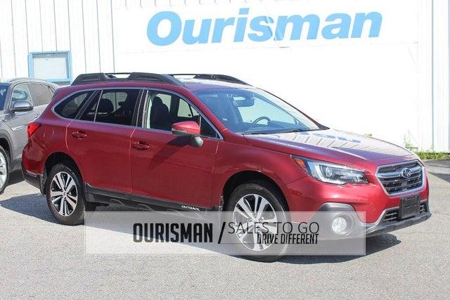 2019 Subaru Outback 3.6R Limited AWD