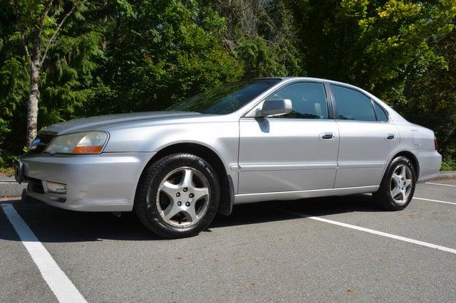 2002 Acura TL 3.2 FWD