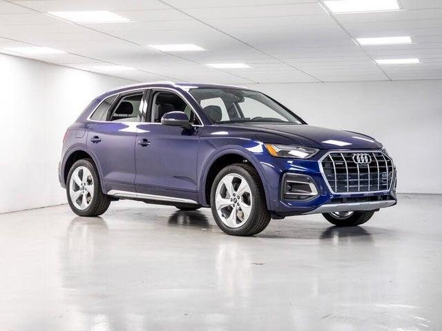 2021 Audi Q5 2.0T quattro Premium Plus AWD