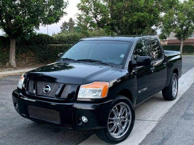 2008 Nissan Titan XE Crew Cab