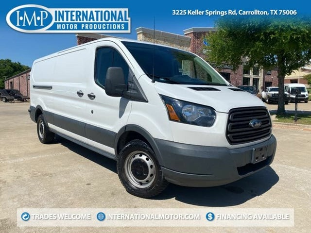 2017 Ford Transit Cargo 150 3dr LWB Low Roof Cargo Van with Sliding Passenger Side Door