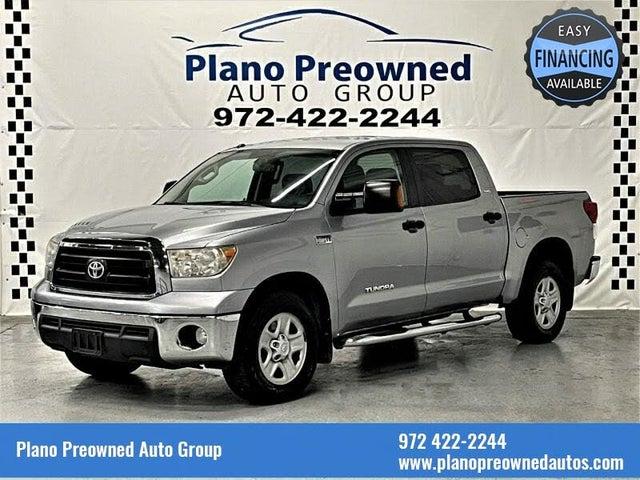 2011 Toyota Tundra Tundra-Grade CrewMax 5.7L