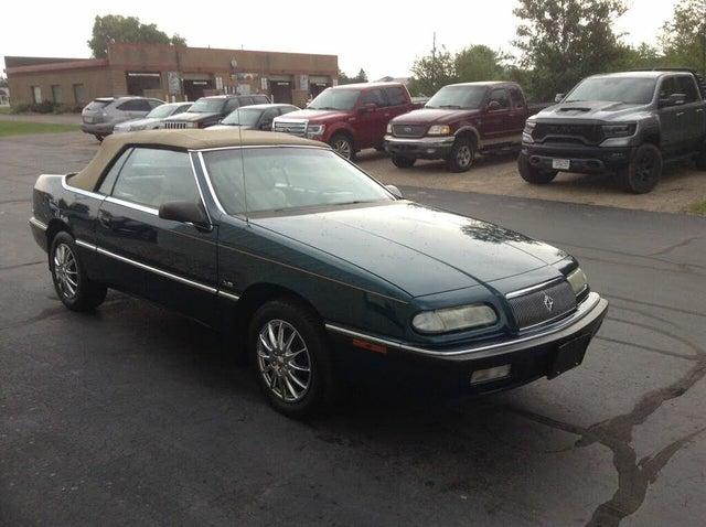 1993 Chrysler Le Baron GTC Convertible
