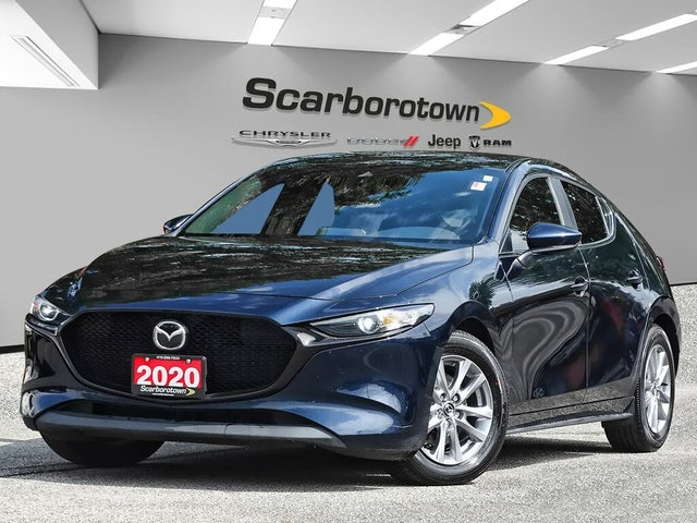 2020 Mazda MAZDA3 Hatchback AWD