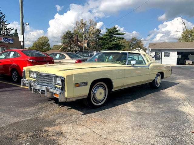 1978 Cadillac Eldorado Biarritz RWD
