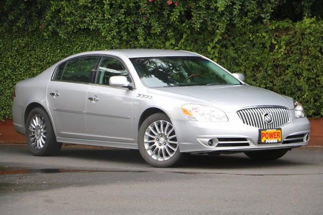 2009 Buick Lucerne Super FWD