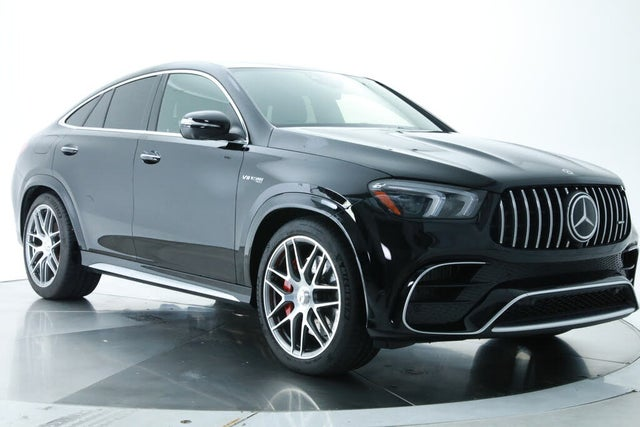 2021 Mercedes-Benz GLE-Class GLE AMG 63 S 4MATIC Coupe AWD