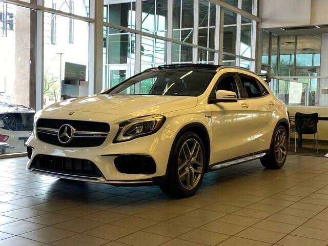 2018 Mercedes-Benz GLA-Class GLA AMG 45