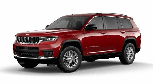 2021 Jeep Grand Cherokee L Laredo 4WD