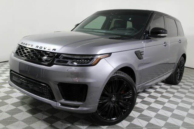 2021 Land Rover Range Rover Sport P525 HSE Dynamic AWD