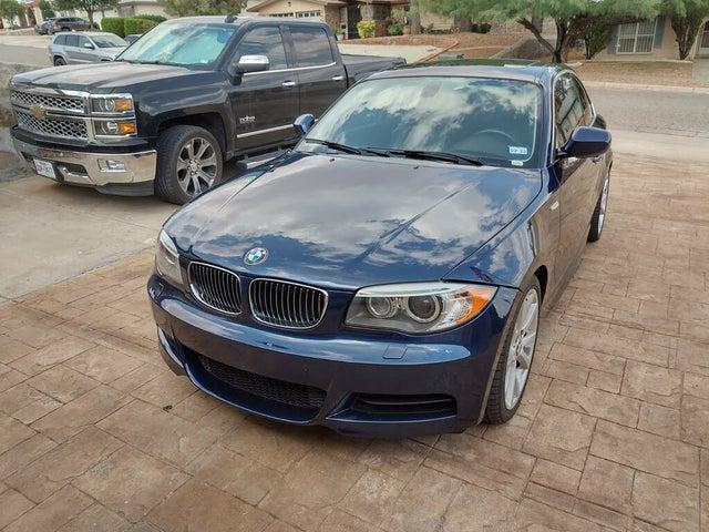 2012 BMW 1 Series 135i Coupe RWD
