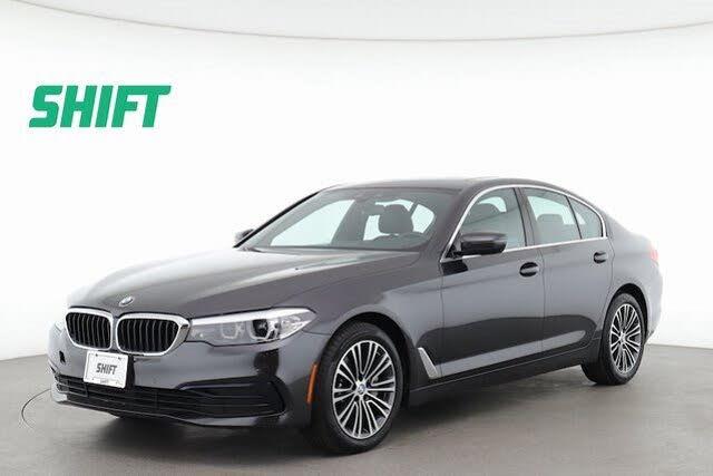 2019 BMW 5 Series 530i Sedan RWD