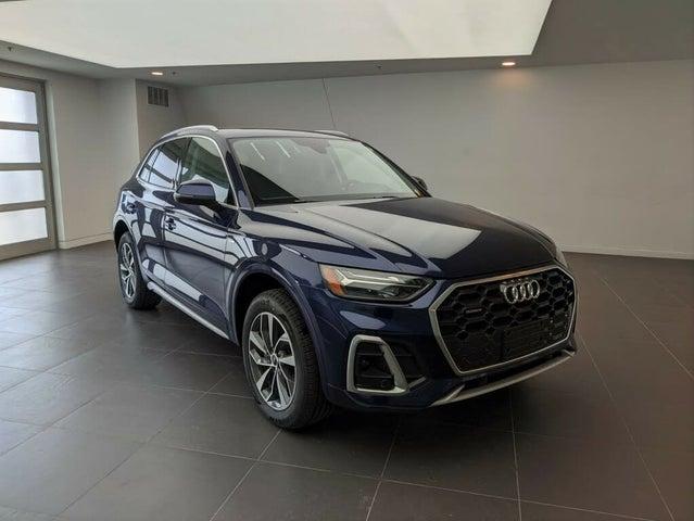 2021 Audi Q5 2.0T quattro Progressiv AWD