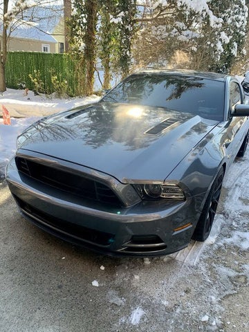 2014 Ford Mustang GT Coupe RWD