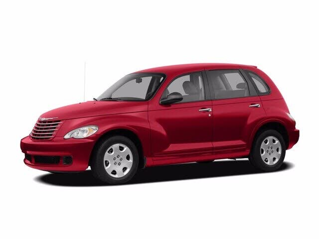 2006 Chrysler PT Cruiser Limited Wagon FWD
