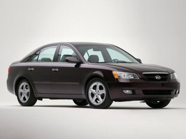 2006 Hyundai Sonata GL FWD