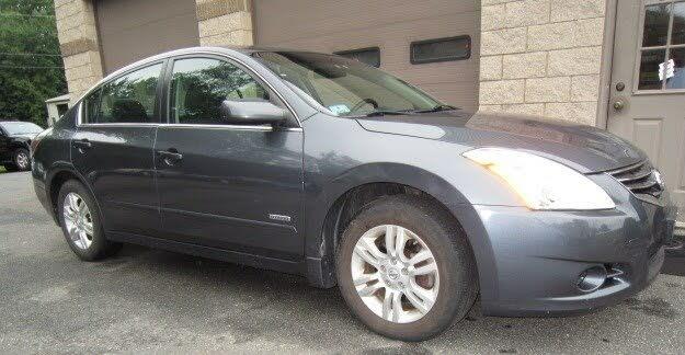 2011 Nissan Altima Hybrid FWD