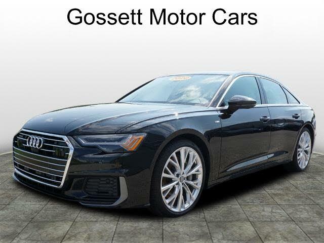 2020 Audi A6 3.0T quattro Prestige AWD