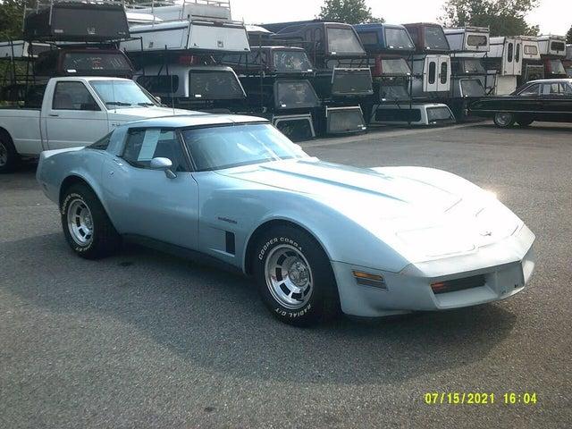 1982 Chevrolet Corvette Coupe RWD