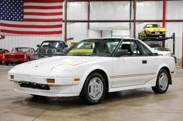 1986 Toyota MR2 STD Coupe
