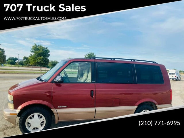 1998 Chevrolet Astro LS Extended RWD